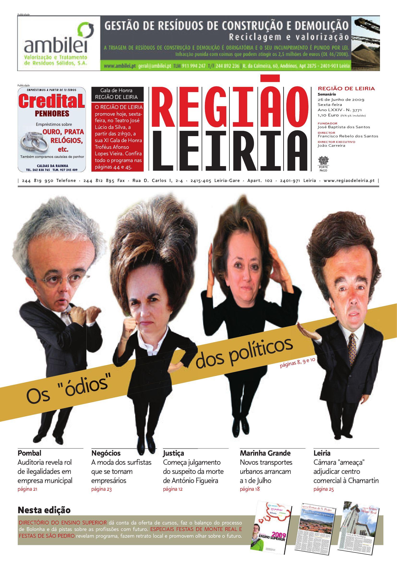 0a4c62329 Região de Leiria 3771 by Região de Leiria Jornal - issuu