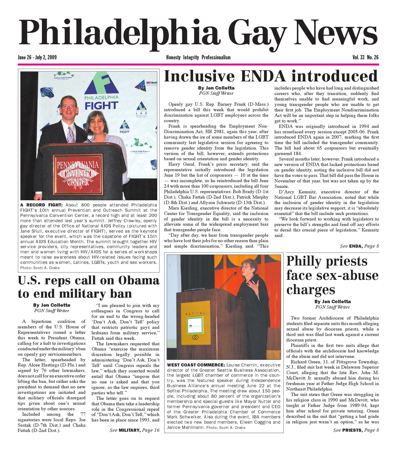 California gay newspapers
