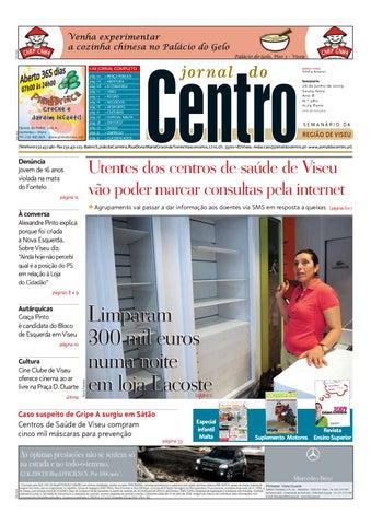 Jornal do Centro - Ed380 by Jornal do Centro Viseu - issuu 6634af9e27