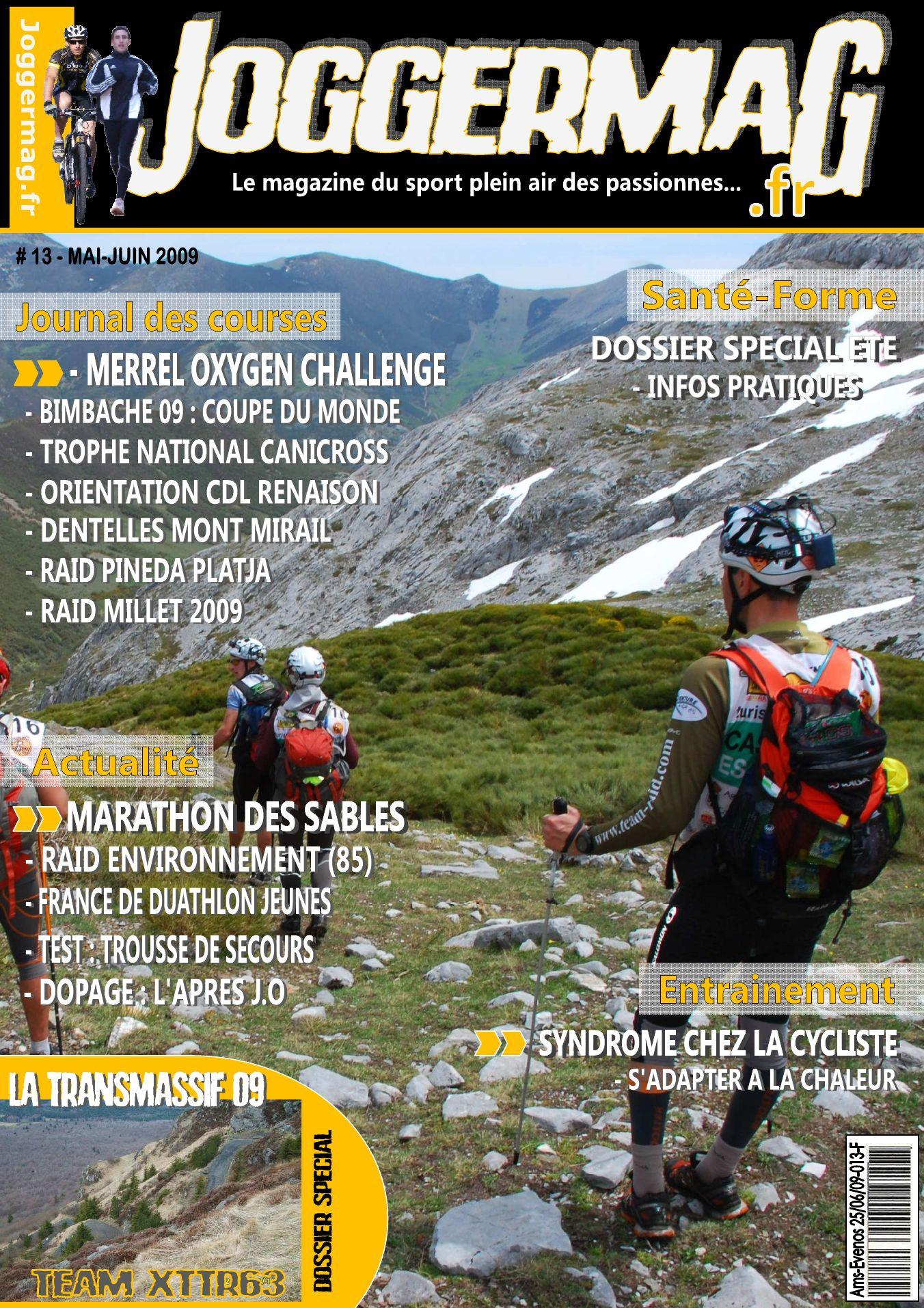 9c9c14271d7 Joggermag.fr - EDITION MAI-JUIN 2009 by Jérémy RUIZ - issuu