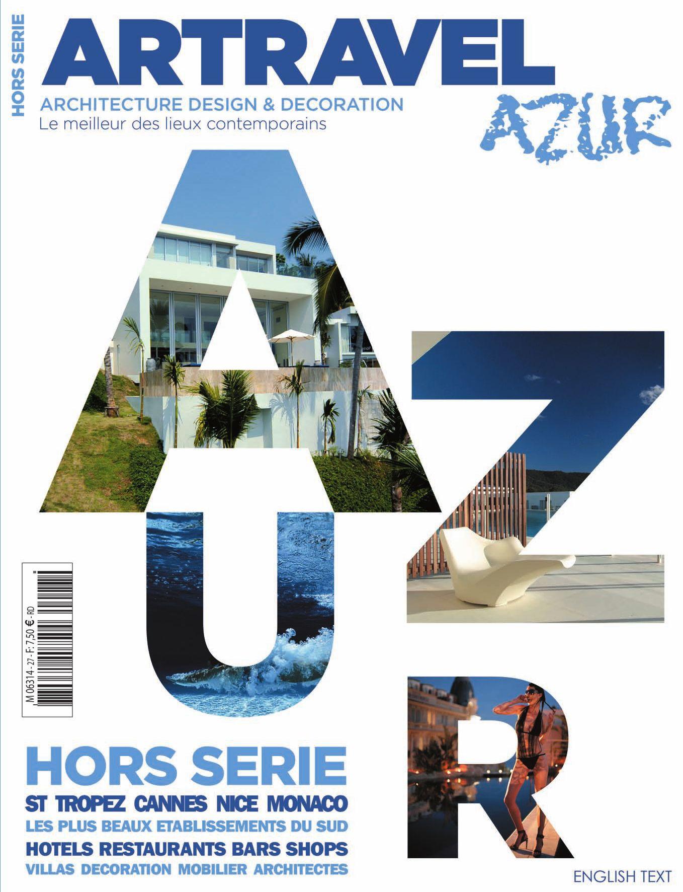 13999ef8964c1e ARTRAVEL AZUR by Artravel Magazine - issuu