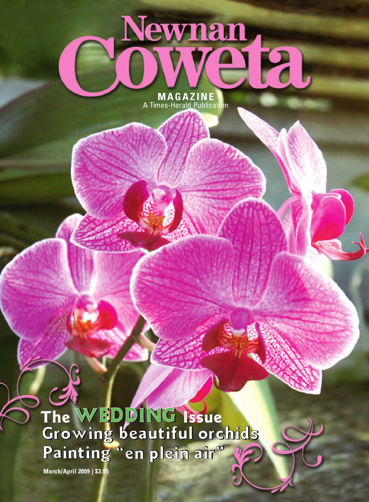Newnan-Coweta Magazine March/April 2009 by Deberah Williams - issuu