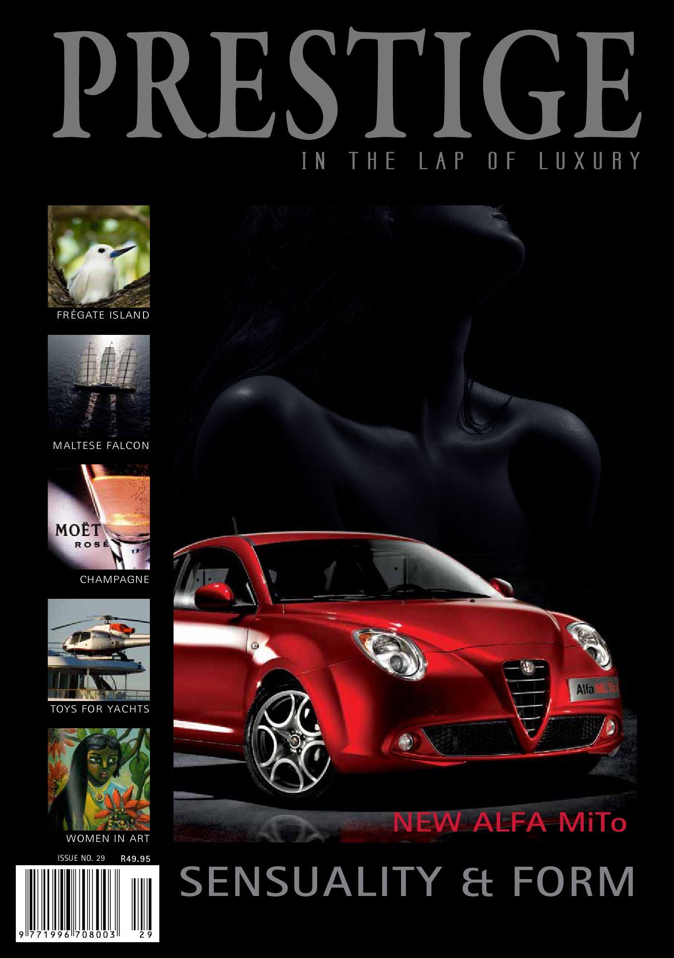 Prestige Magazine By Neo Africa Publishing Issuu Alfa Romeo Wiring Diagram 5 10 From 54 Votes