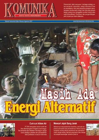 Komunika Khusus Energi Alternatif 2007 By Komunika Tabloid