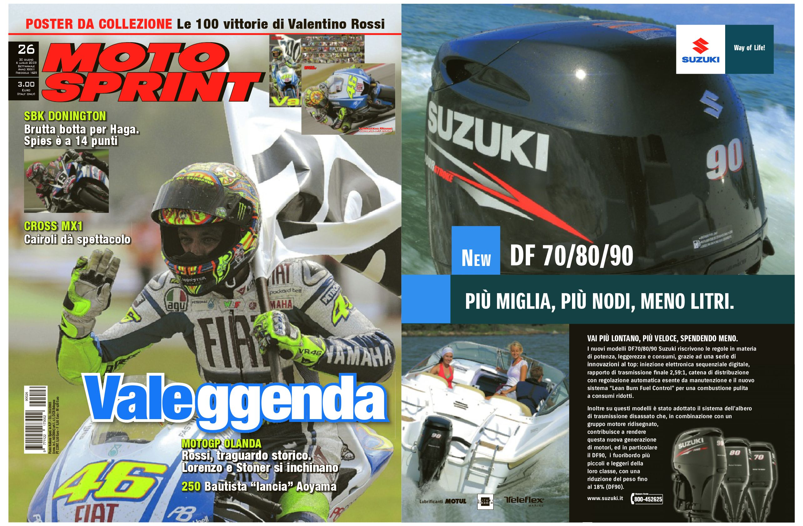 dff72fd05418 Motosprint  26 by Divisione Multimedia Sport Network SRL - issuu