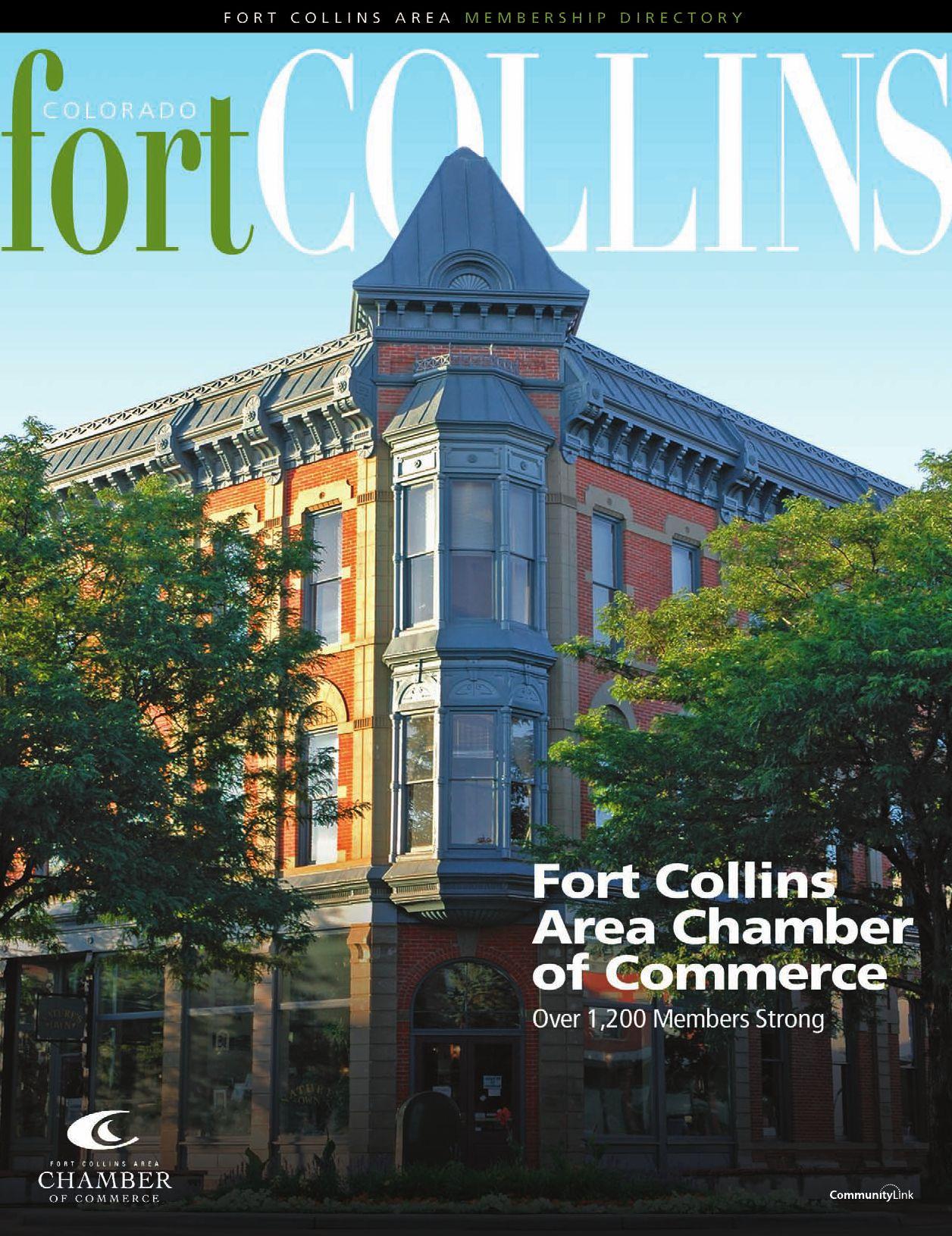 Fort Collins CO 2009 Membership Directory by Tivoli Design Media