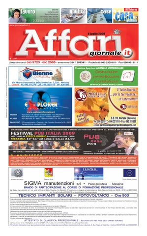 Affari Casa Mercoledi 8 luglio by Editoriale Affari Srl - issuu 10fffd147a08