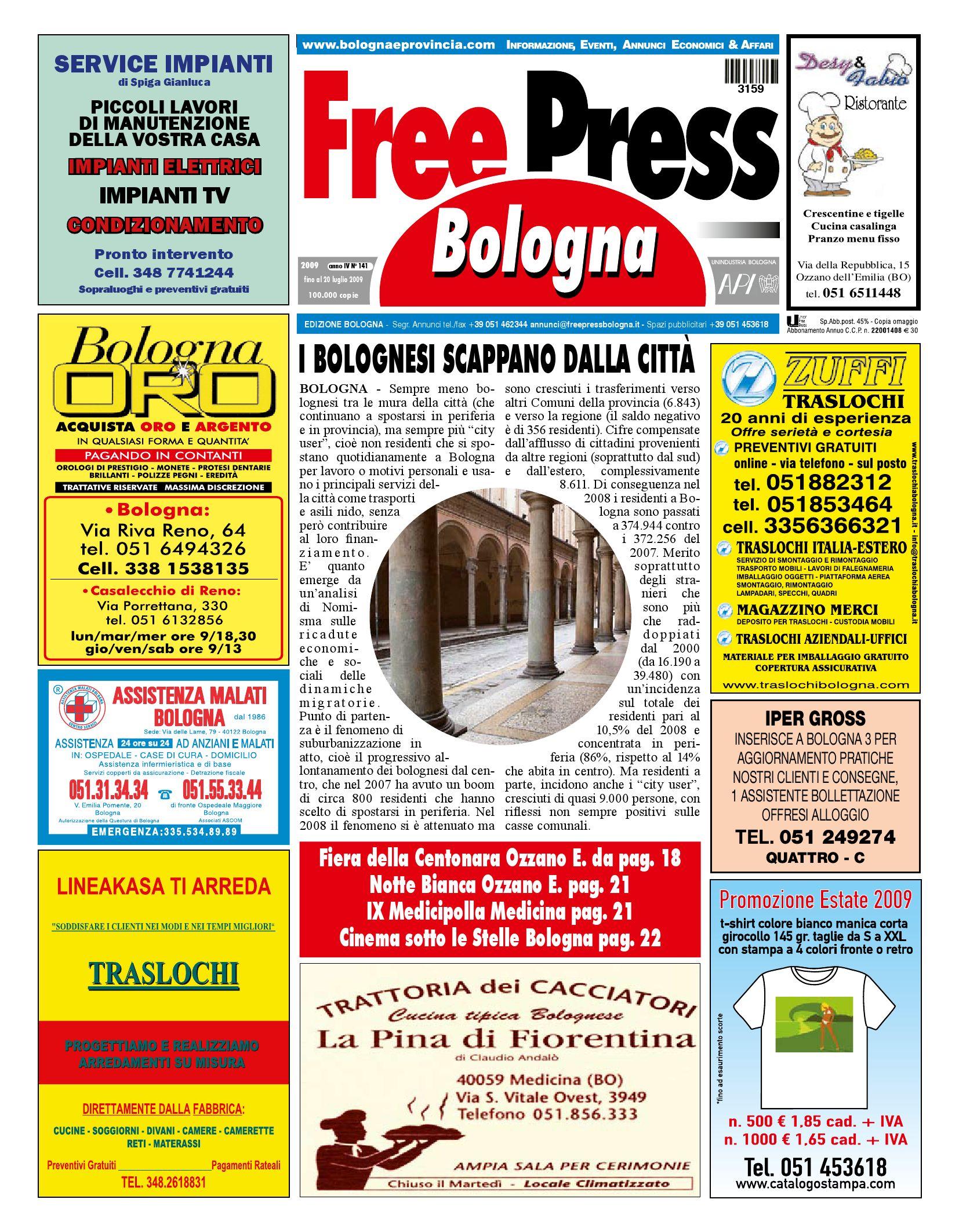 Free Press by La Tribuna srls issuu