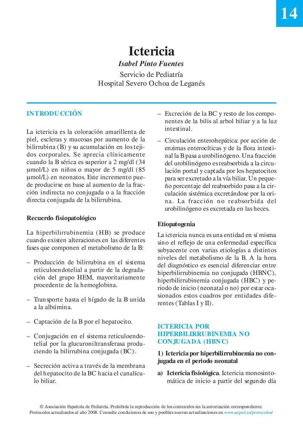 ictericia+por+aumento+de+bilirrubina+conjugada