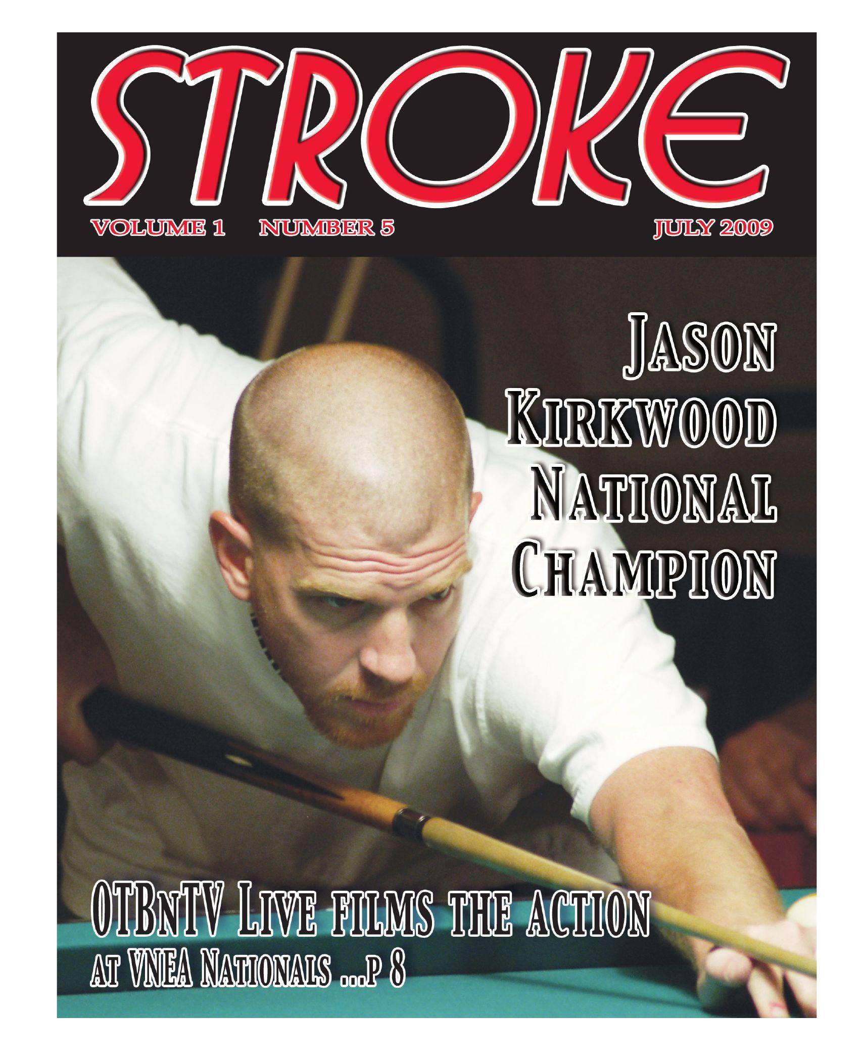 Stroke Magazine July Issue by Stroke Magazine - issuu