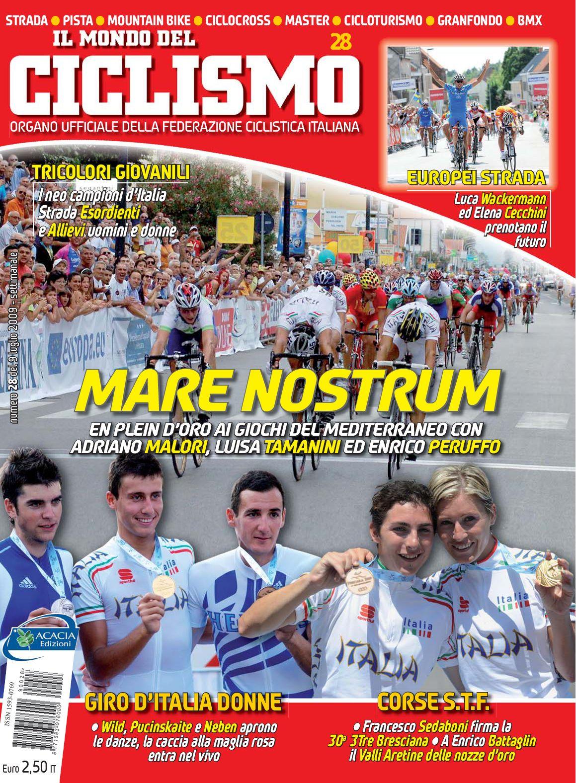 N 28 2009 De Il Mondo Del Ciclismo By Federciclismo Issuu