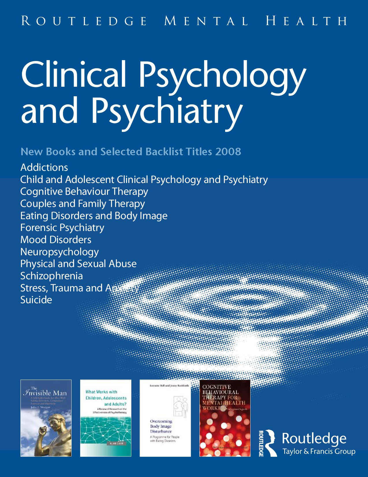 Clinical Psychology and Psychiatry by Psychology Press / Routledge