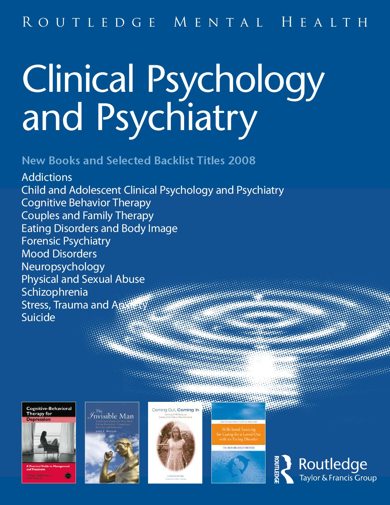 Clinical Psychology and Psychiatry by Psychology Press / Routledge - issuu
