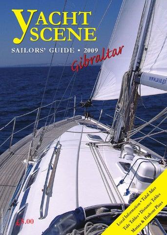 Yacht Scene Gibraltar by Rock Publishing Ltd - issuu