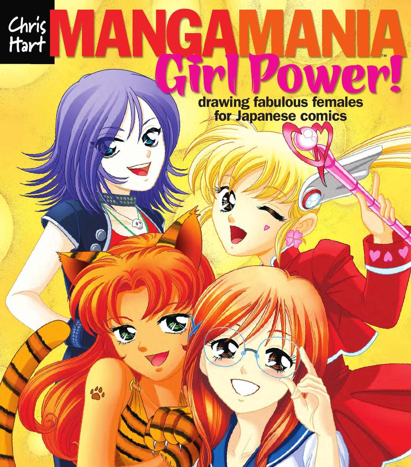 Manga Mania Girl Power! Drawing Fabulous Females Japaneseics