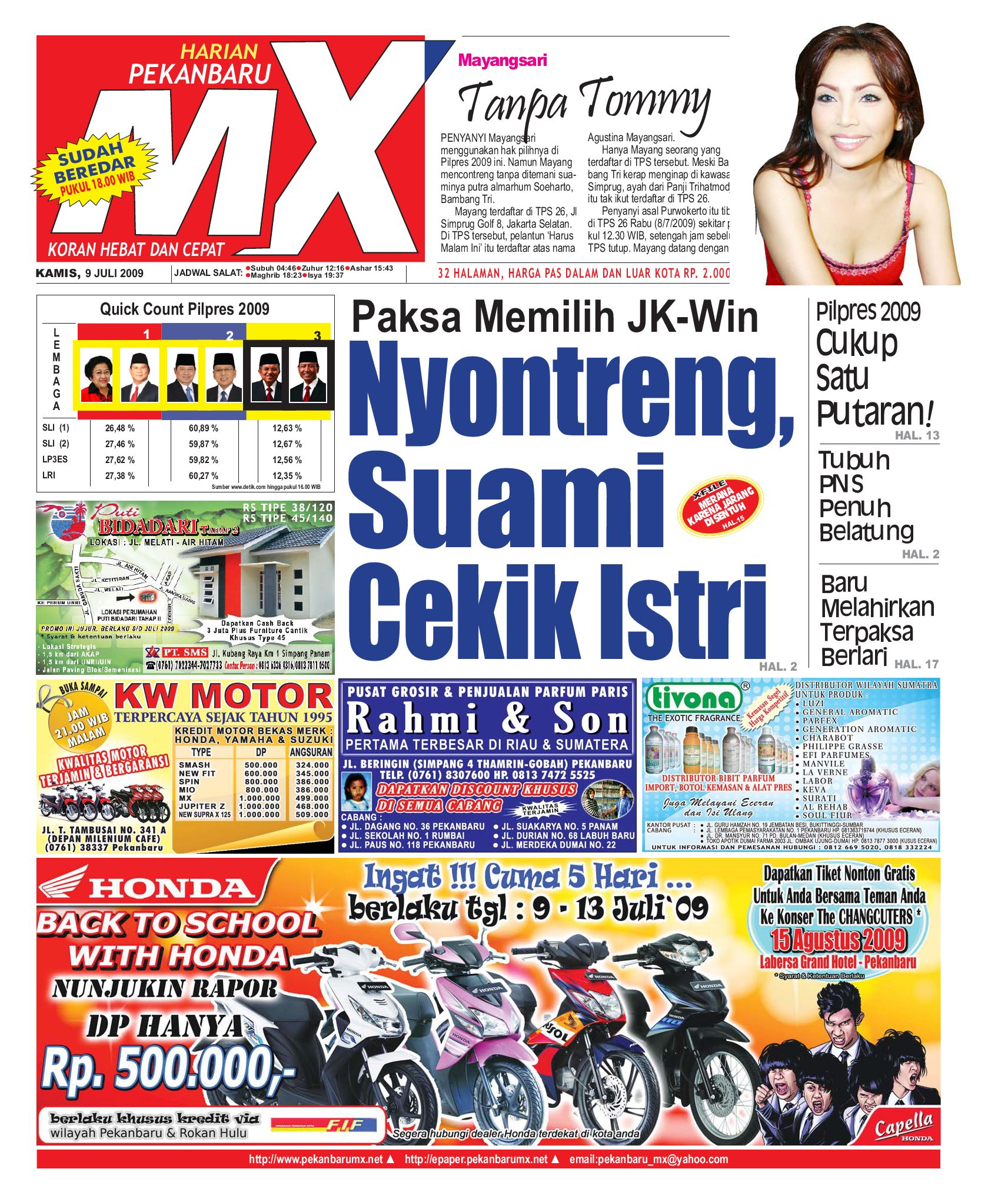 Pekanbarumxnet By Pekanbarumx Riau Issuu Jak Ban Plus Jakarta Bandung Idolanya Pria Perkasa