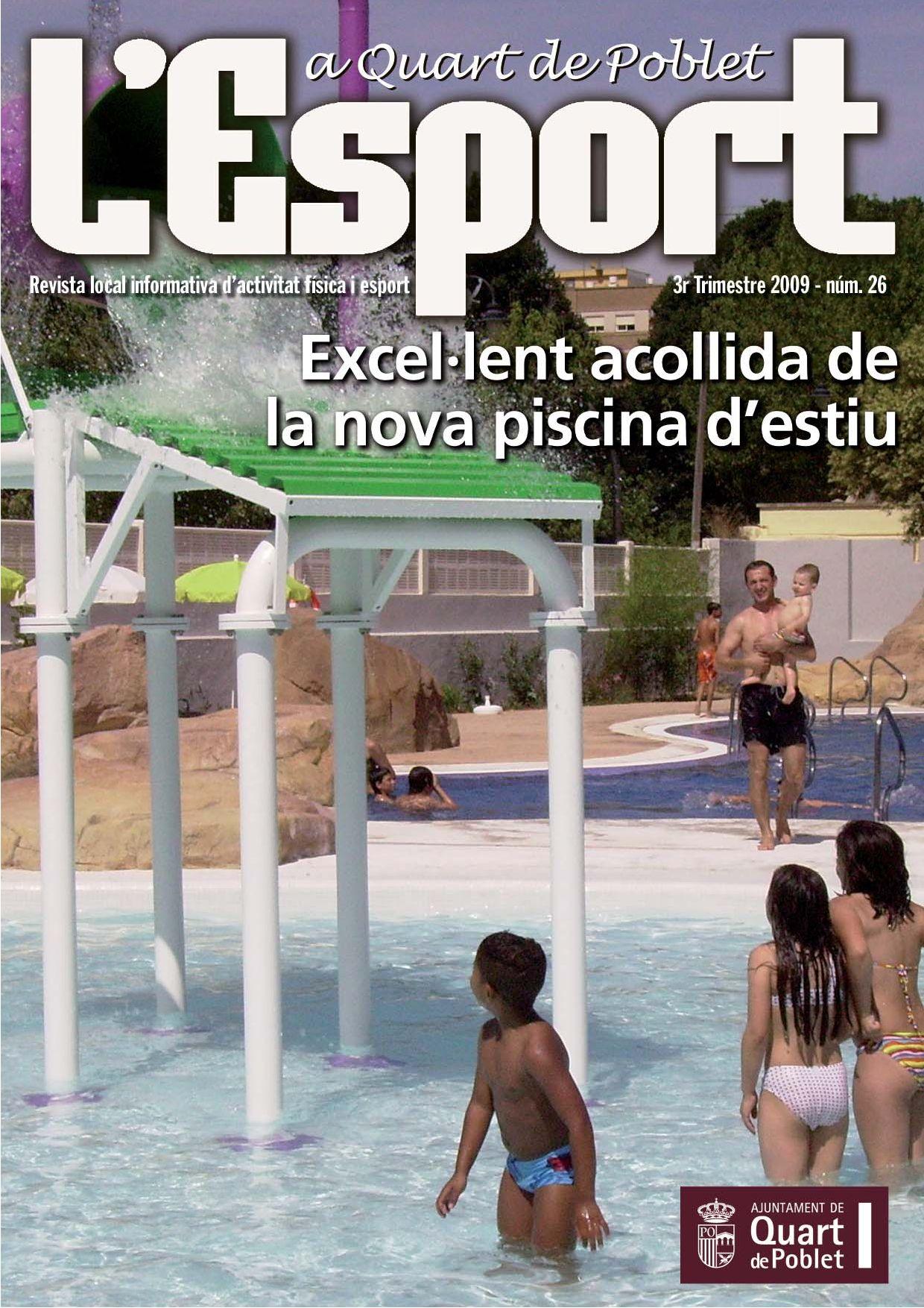 LEsport by Quart De Poblet issuu
