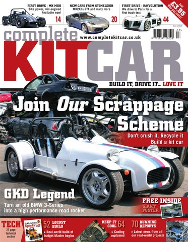 Complete Kit Car Magazine July 2009 Preview By Performance