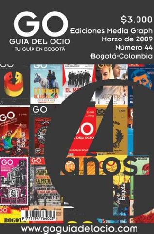 f81f56b71 Ed Mar 09 by GUIA DEL OCIO - issuu