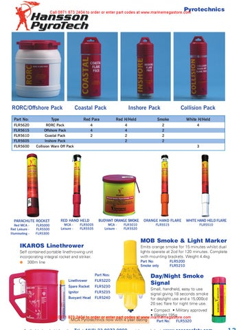 f5ccd5e1d30 Marine Safety Catalogue by Marine Mega Store Ltd - issuu