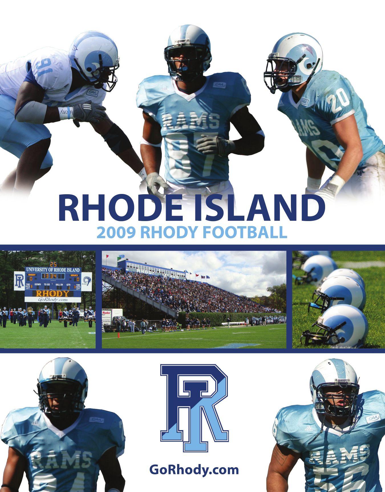 0003089e 2009 Rhode Island Football Media Guide by Tom Symonds - issuu