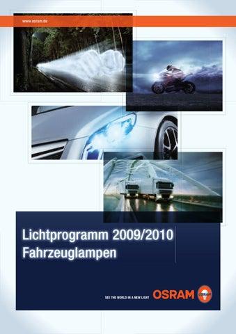 Fernscheinwerfer Osram 64152 Gl/ühlampe