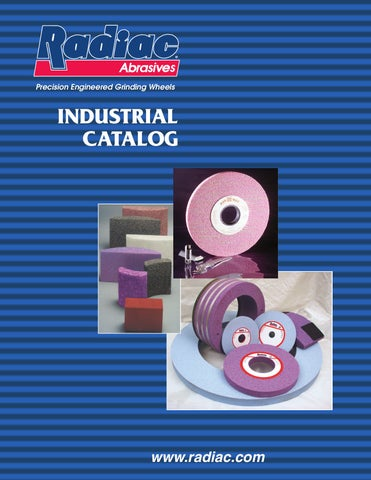 """4//3/"""" x 1-1//2/"""" x 1-1//4/"""" Radiac F320719 32A Tool And Cutter Grinding Wheel-Size"""