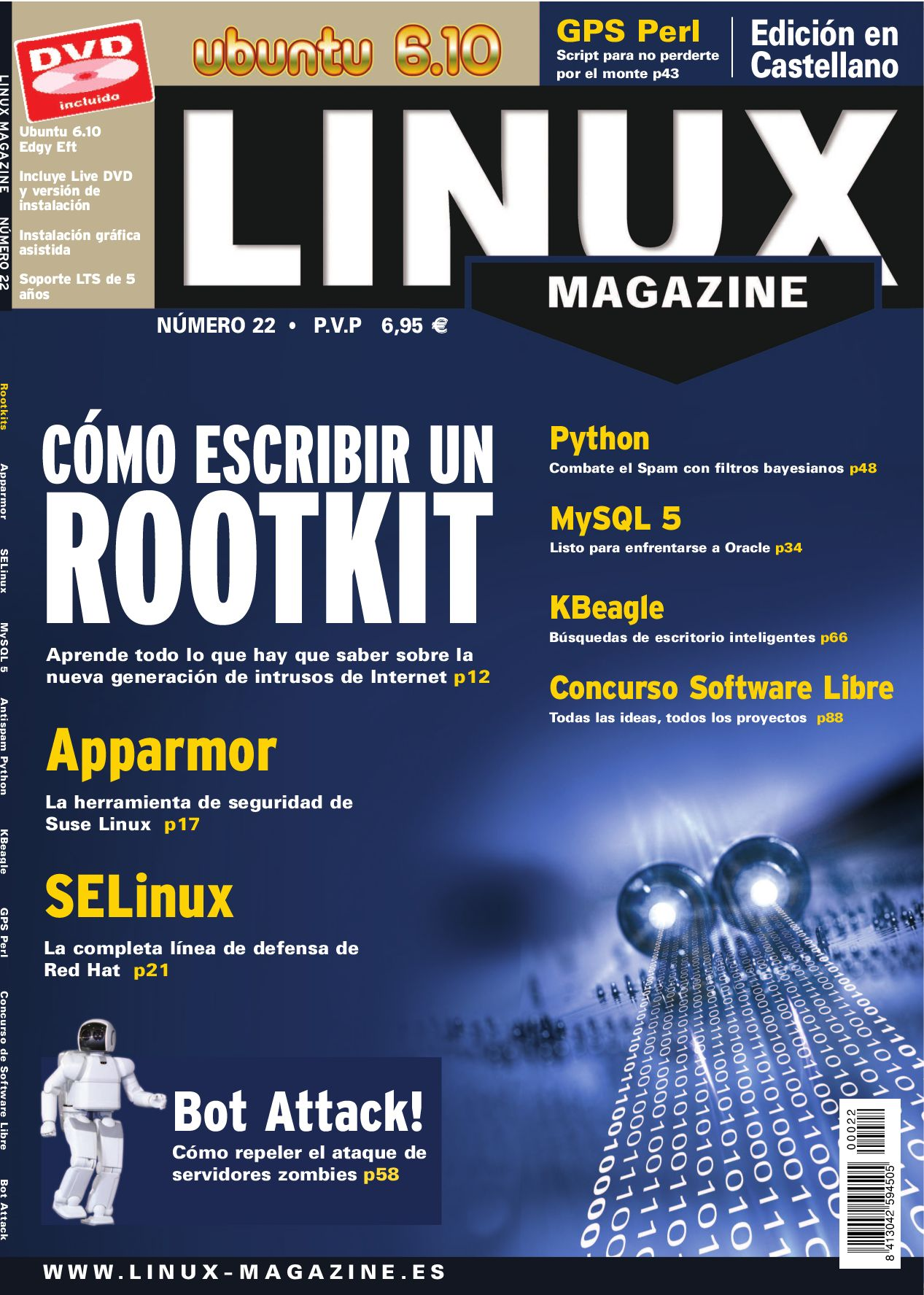 Linux Magazine - Edición en Castellano, Nº 22 by Linux New Media ...