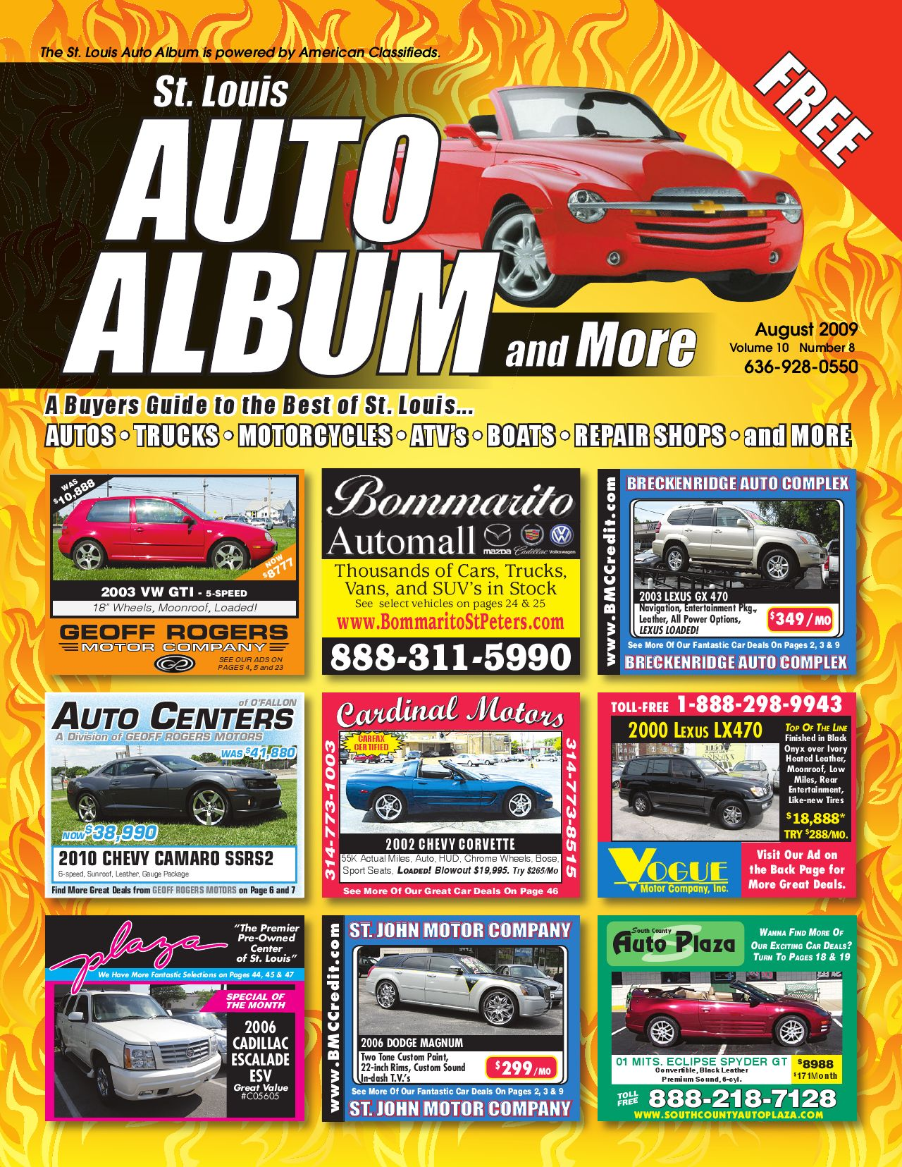 St Louis Auto Album August 2009