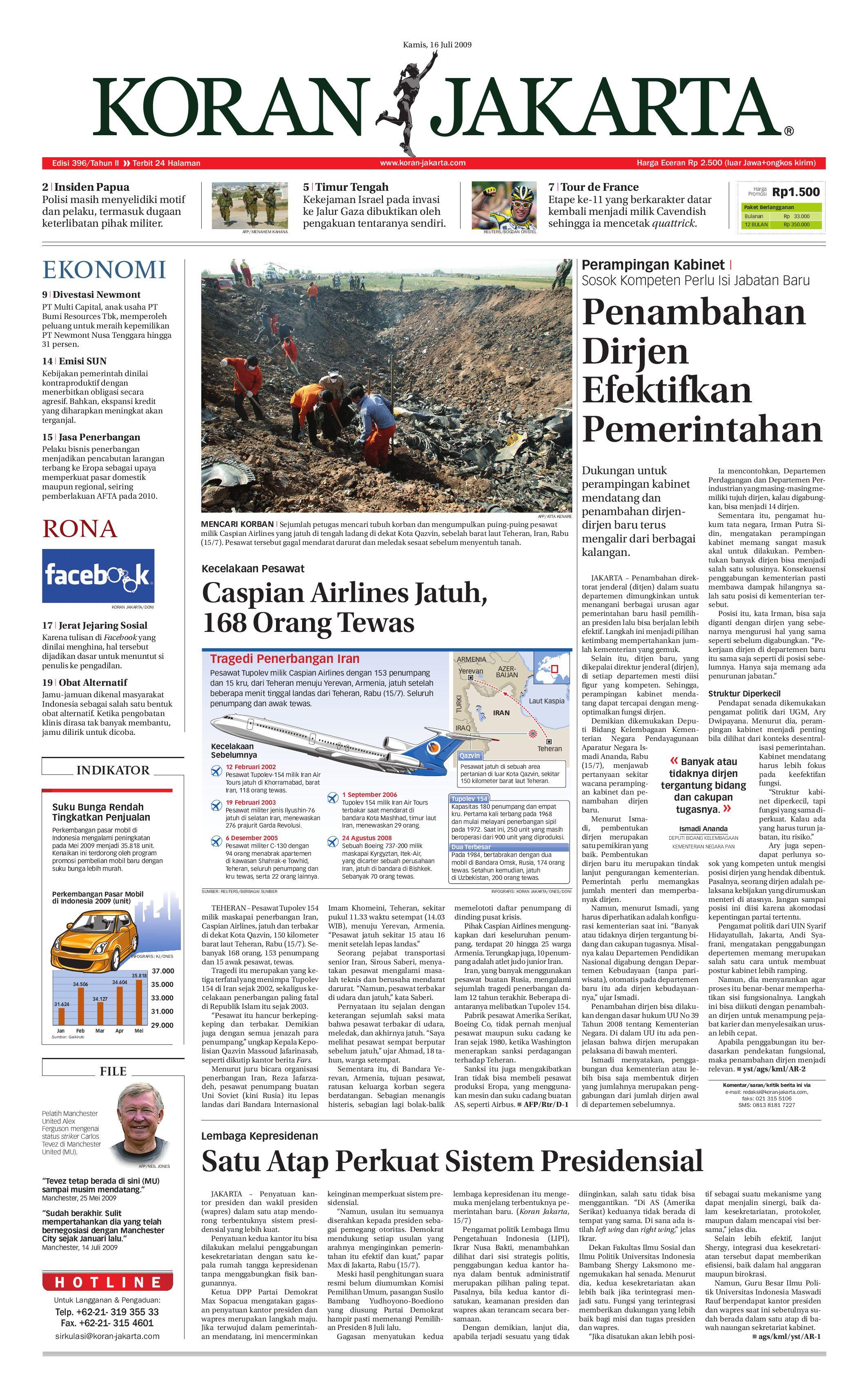 Edisi 396 16 Juli 2009 By Pt Berita Nusantara Issuu Produk Ukm Bumn Gula Jawa 1 2 Kg Free Ongkir Area Depok