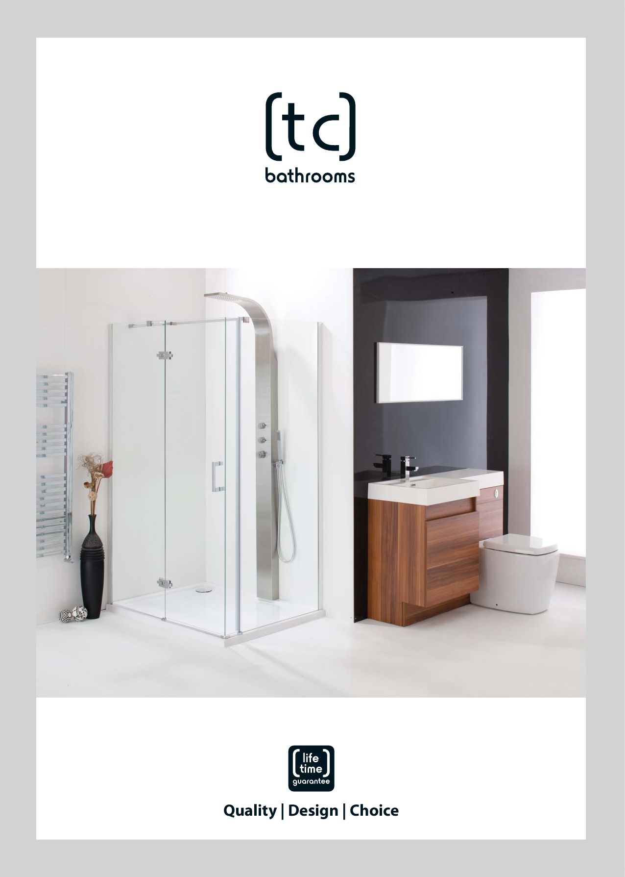 Tc bathroom brochure by graham brand issuu for Tc bathrooms