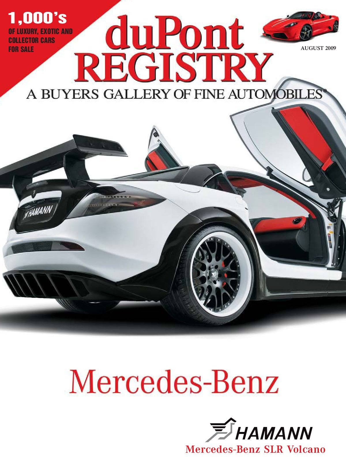duPontREGISTRY Autos August 2009 by duPont REGISTRY issuu