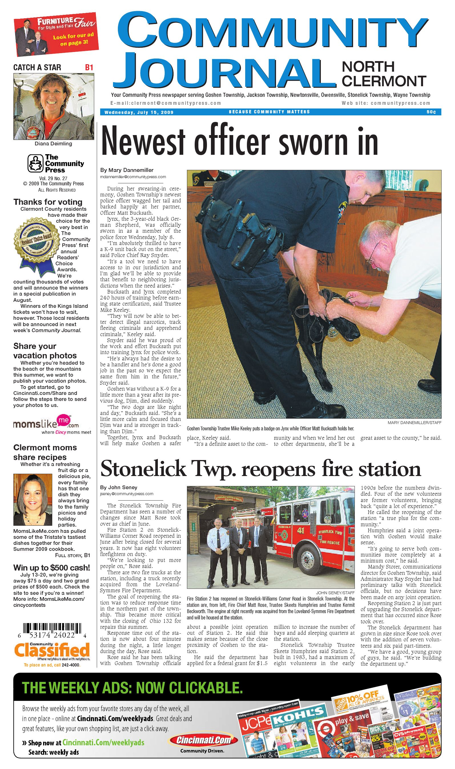 community-journal-north-clermont-071509a by Enquirer Media - issuu ea6562f7a754