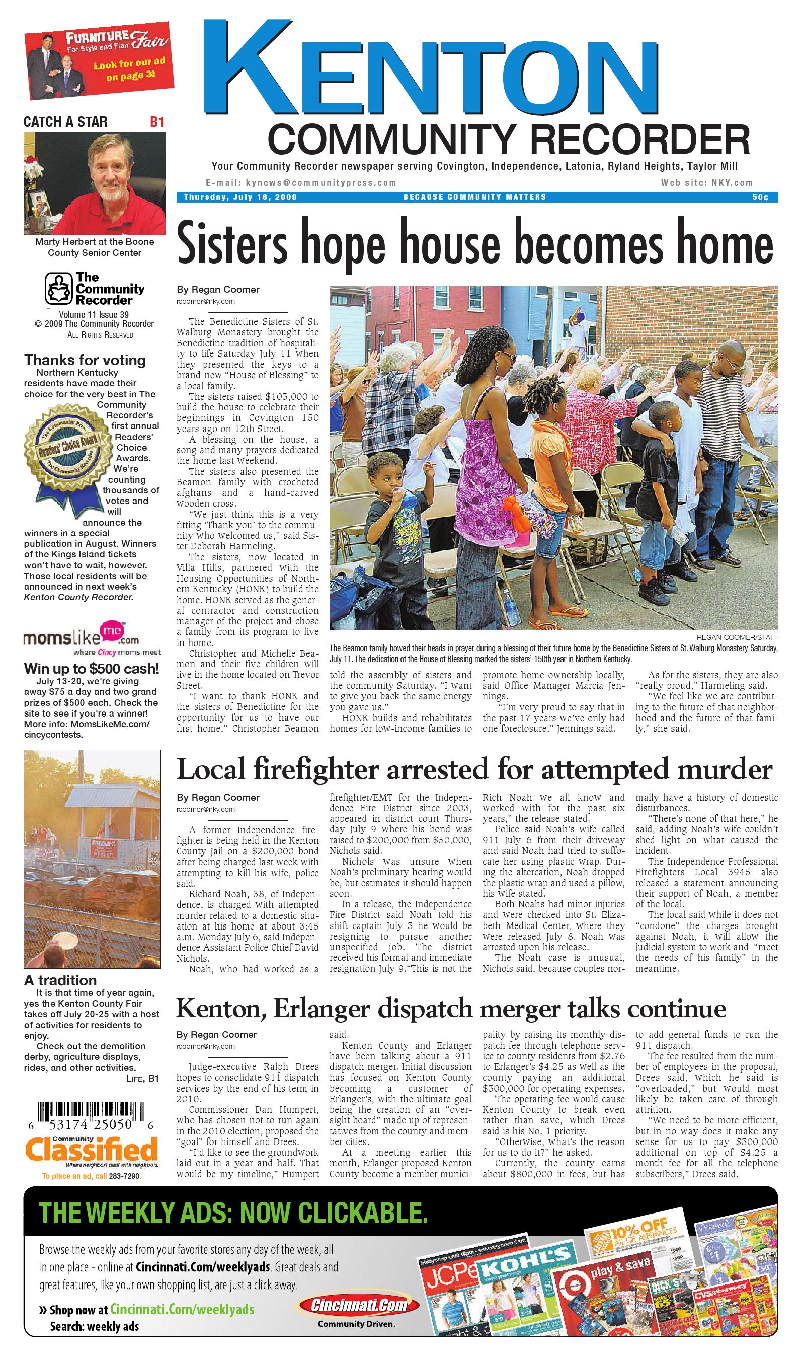 38ff23216d5cc9 kenton-community-recorder-071609a by Enquirer Media - issuu