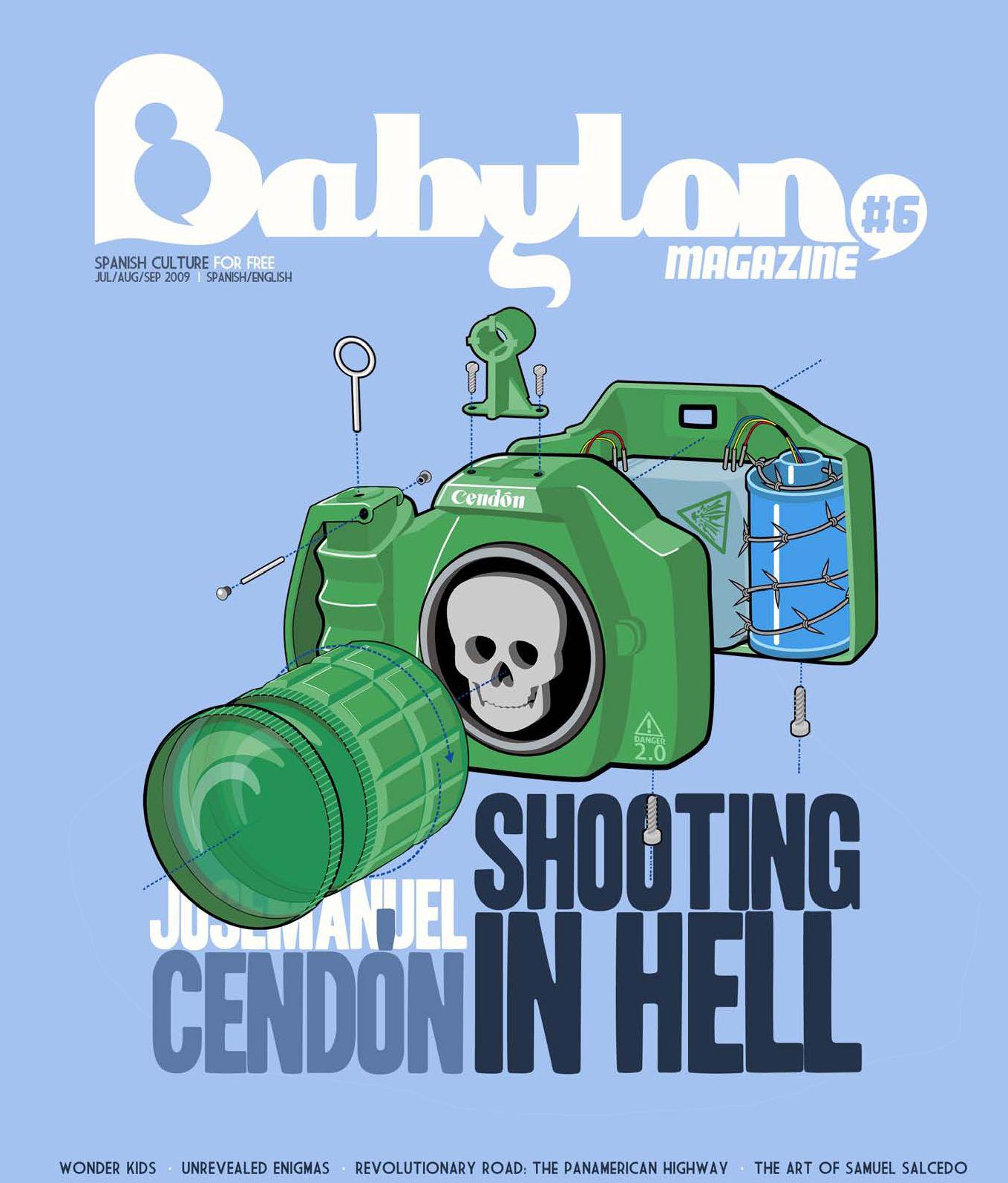 Babylon Magazine 6 By Mediarama