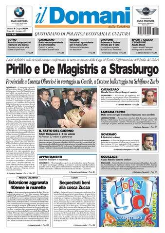 ilDomani by T P Editori il Domani - issuu 6a216a45ee9