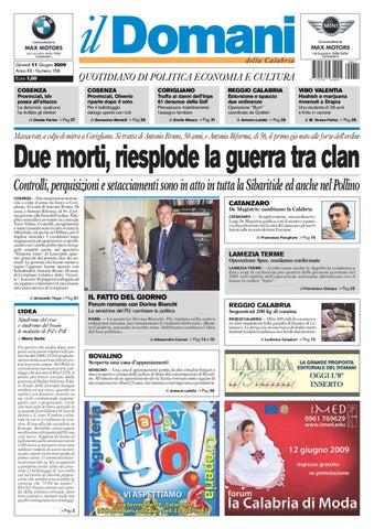 ilDomani by T P Editori il Domani - issuu 051f61421f4