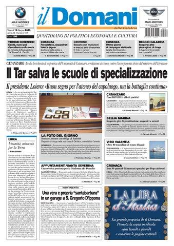 ilDomani by T P Editori il Domani - issuu 597815de0526
