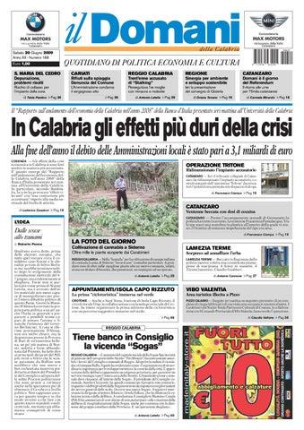 ilDomani by T P Editori il Domani - issuu e23084da51f
