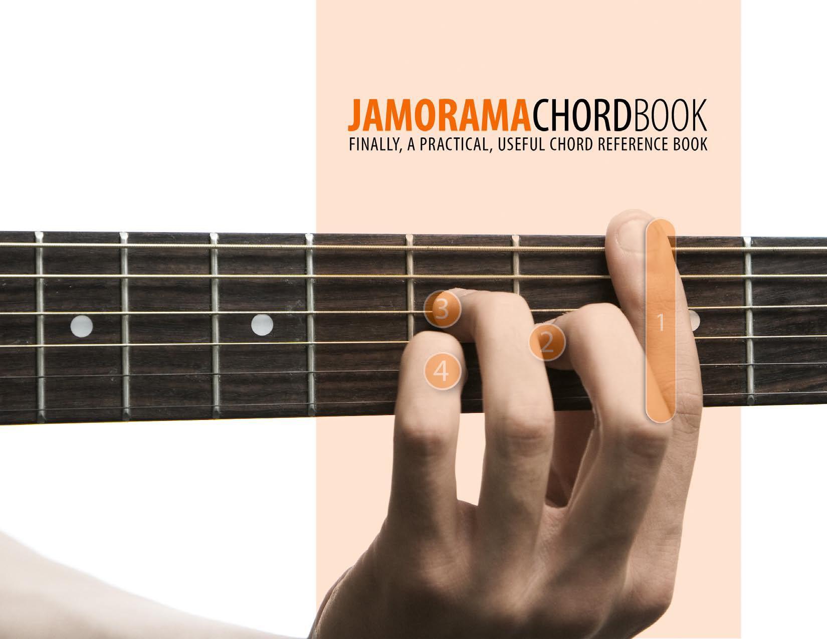 Jamorama Chord Book By Jamorama Issuu
