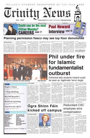 Acollegemiscellany PDFs 2006 Payne03 By Trinity News
