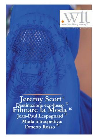 separation shoes 01c65 30d63 anno secondo  numero dodici   luglio - agosto duemilanove. Jeremy Scott ...