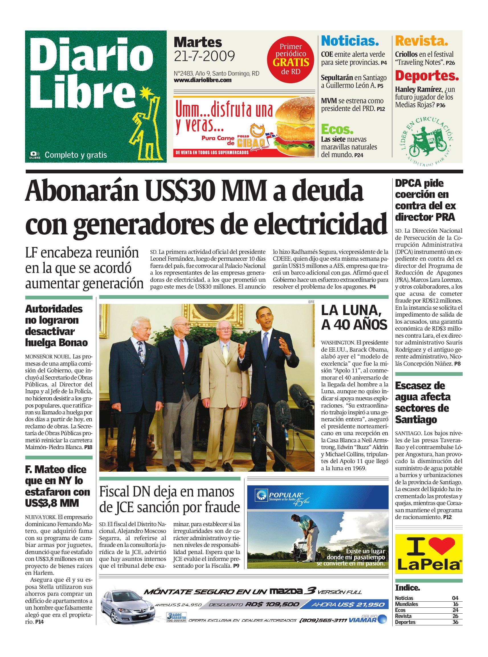 diariolibre2483 by Grupo Diario Libre, S. A. - issuu