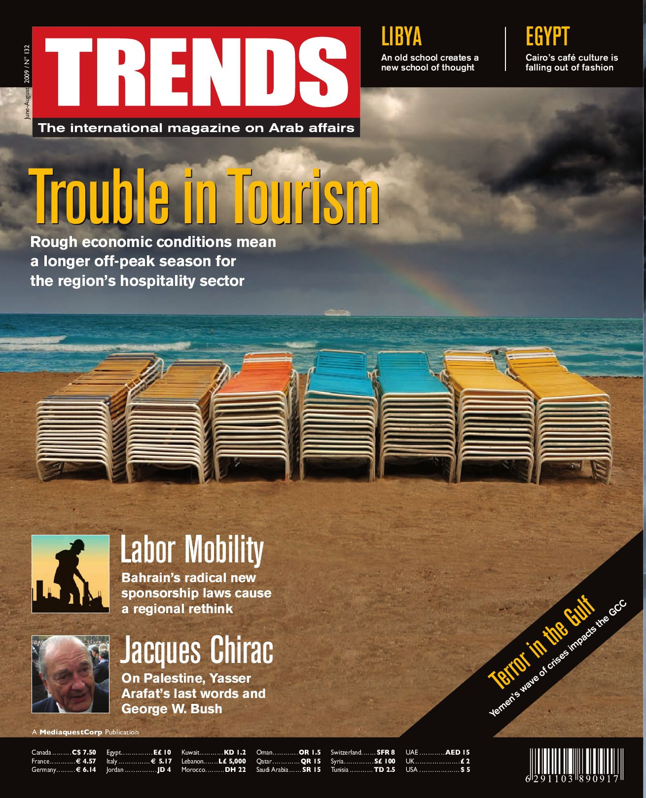Trends | June 2009 | Trouble in Tourism by MediaquestCorp. - issuu