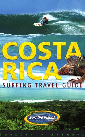 b0558458e7 Costa Rica Surfing Travel Guide by Carl Gouldwin - issuu