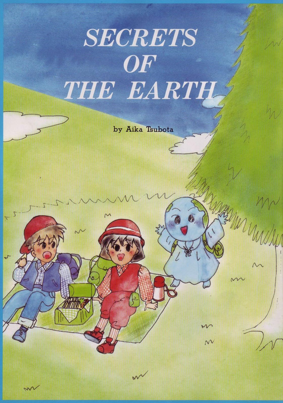 Secrets of the Earth by Michel Mosca - issuu