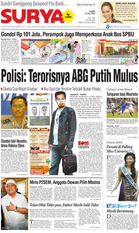 Surya Edisi Cetak 23 Juli 2009 by Harian SURYA - issuu ba645b0b77