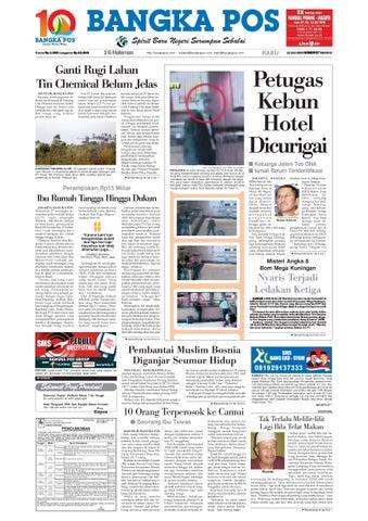 Harian Pagi Bangka Pos Edisi 22 Juli 2009 by bangka pos - issuu ee36e5e581