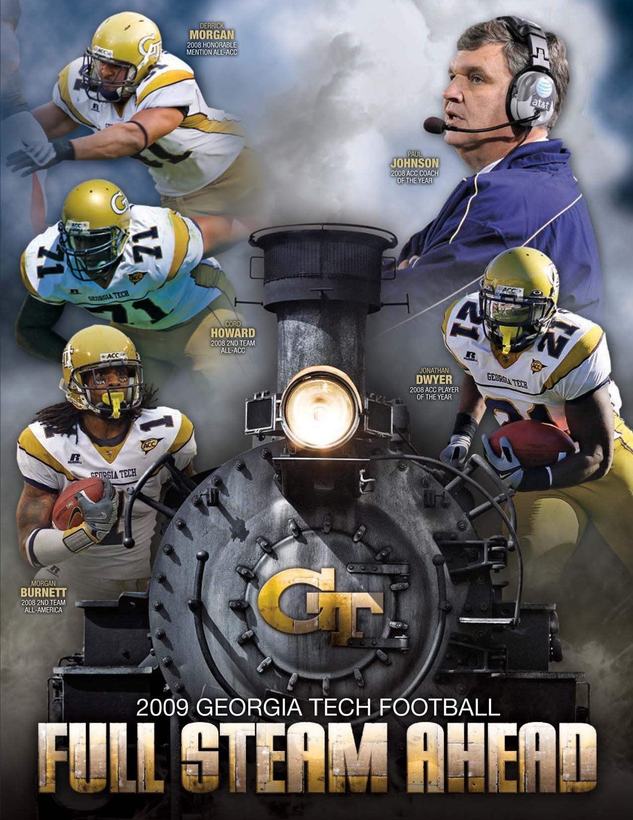 Georgia Tech Football Media Guide by GTAthletics issuu