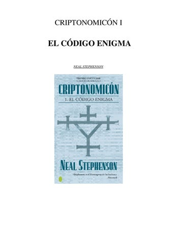 CRIPTONOMICÓN by SISCOT Elearning Evolution - issuu